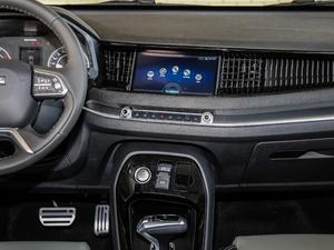 2018款红标 1.5T 自动豪华型 中控台
