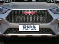 细节外观哈弗H6 Coupe中网
