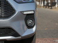 细节外观哈弗H6 Coupe雾灯