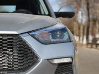 细节外观哈弗H6 Coupe头灯
