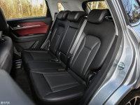 空间座椅哈弗H6 Coupe后排座椅