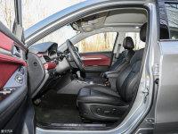 空间座椅哈弗H6 Coupe前排空间