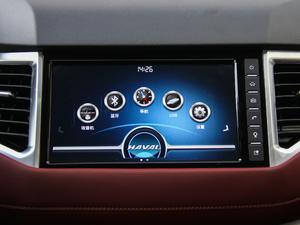 2018款红标 基本型 中控台显示屏