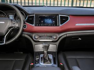 2018款红标 1.5T自动两驱超豪型 中控台