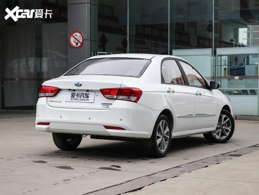 东风悦达起亚2017款华骐300E