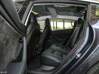 空間座椅MODEL 3(進口)后排空間