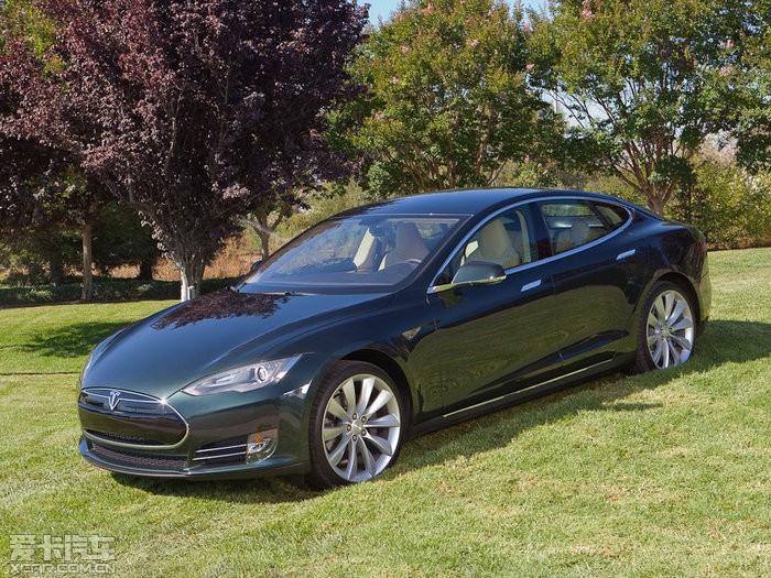 特斯拉进口纯电动汽车湖北哪里可提现车高清图片