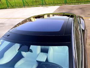 2017款P100D 车顶