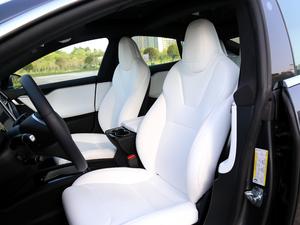 2017款P100D 前排座椅