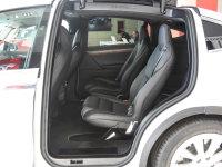 空间座椅MODEL X后排空间