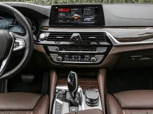 2018款530Le 豪华套装 中控台