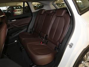 2019款xDrive25Le 豪华型 后排座椅
