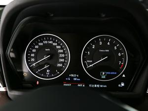 2019款xDrive25Le 豪华型 仪表