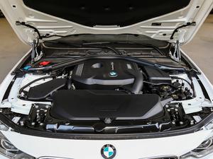 2019款320Li M 运动套装 发动机