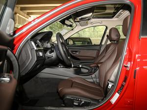 2019款320Li xDrive 时尚型 前排空间