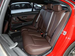 2019款320Li xDrive 时尚型 后排座椅