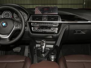 2019款320Li xDrive 时尚型 中控台