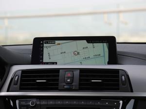 2019款320i M 运动套装 中控台显示屏