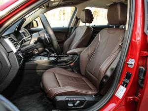 2019款320Li M 运动套装 前排座椅