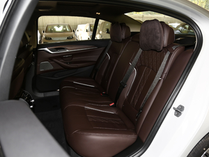 2019款530Li 尊享型 豪华套装 后排座椅