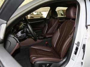 2019款530Li 尊享型 豪华套装 前排座椅