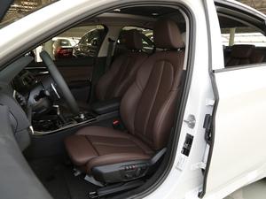 2019款120i 领先型M运动套装 前排座椅