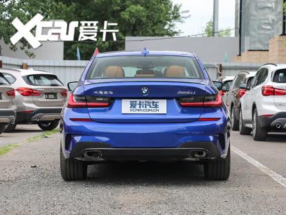 华晨宝马2020款宝马3系