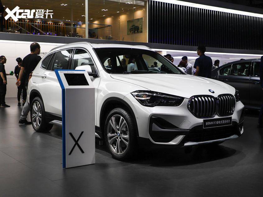 华晨宝马2020款宝马X1混动
