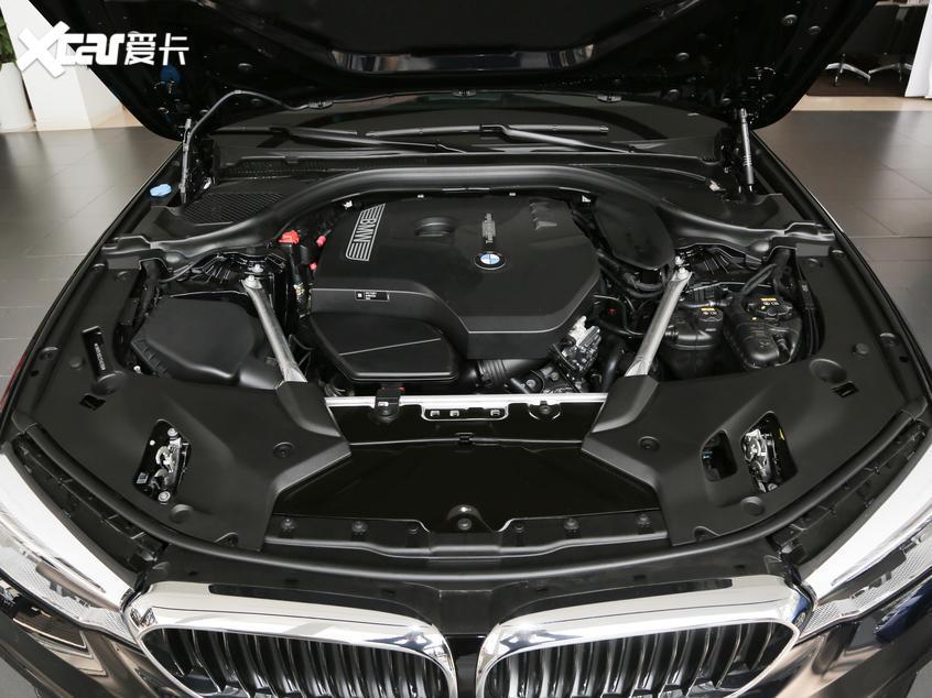 华晨宝马2020款宝马5系