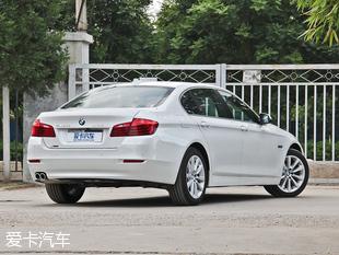 华晨宝马2014款宝马5系