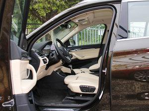 2016款xDrive25Li 豪华型 前排空间
