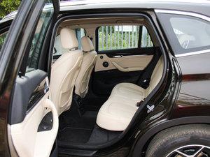 2016款xDrive25Li 豪华型 后排空间
