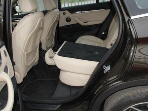 2016款xDrive25Li 豪华型 后排座椅放倒