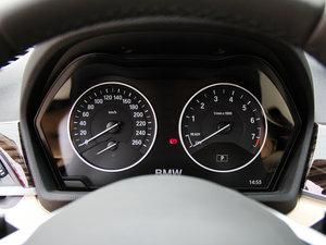 2016款xDrive25Li 豪华型 仪表