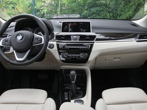 2016款xDrive25Li 豪华型 中控台