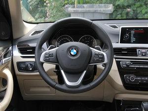 2016款xDrive25Li 豪华型 方向盘