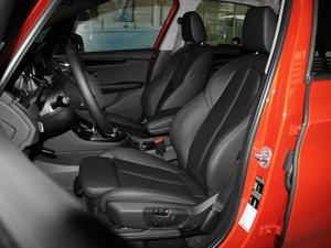 2016款218i 运动设计套装 前排座椅