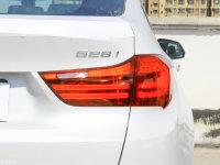 细节外观宝马5系GT尾灯