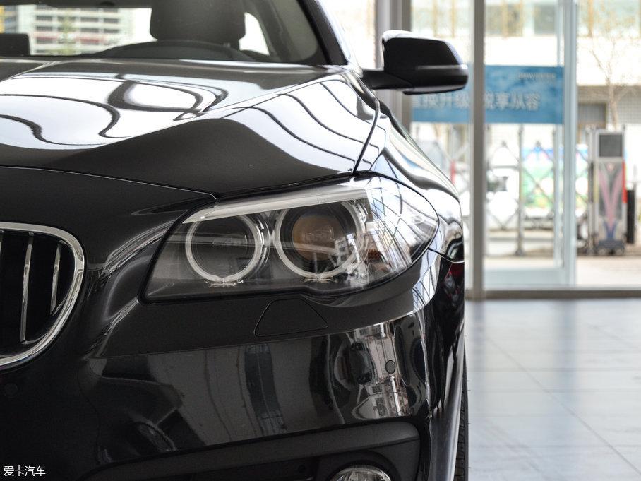 2017款宝马5系525li 领先型