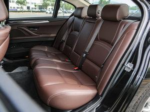 2017款528Li 豪华设计套装 后排座椅