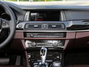 2017款528Li 豪华设计套装 中控台