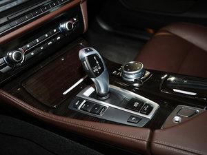 2017款525Li 豪华设计套装 变速挡杆