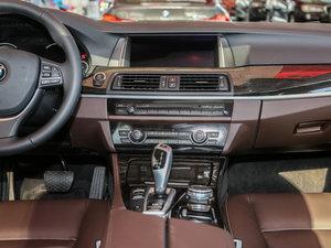 2017款525Li 豪华设计套装 中控台