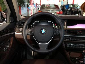 2017款525Li 豪华设计套装 方向盘