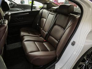2017款525Li 豪华设计套装 后排座椅