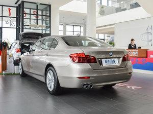 2017款520Li 典雅型 后侧45度