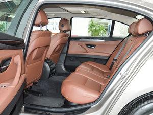 2017款520Li 典雅型 后排空间