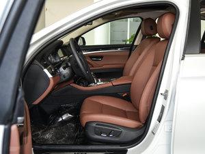 2017款520Li 典雅型 前排空间