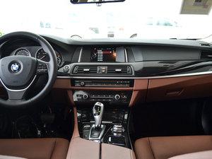 2017款520Li 典雅型 中控台