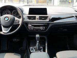 2017款118i 设计套装型 中控台
